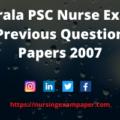 Kerala PSC Staff Nurse, kerala psc for nurses