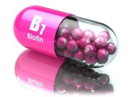 Biotin Vitamin B7 rich sourse and functions